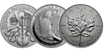 Platina munten