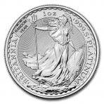 1 troy ounce platina munt Britannia verkopen