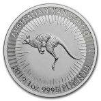 1 Troy ounce platina munt Kangaroo