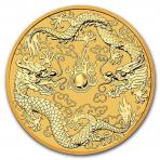 1 troy ounce gouden munt dubbele dragon verkopen