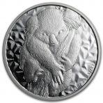1 troy ounce zilver Koala munt 2007