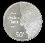 Zilveren 50 gulden (1982-1998)