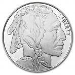 1 troy ounce zilver Buffalo munt