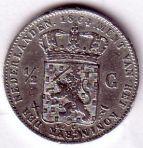 Zilveren halve gulden (1921-1930)