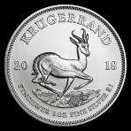 1 Troy ounce zilveren munt Krugerrand verkopen