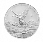 Zilveren Mexican Libertad munt verkopen