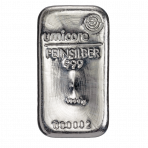 Zilver baar 10 kilo Umicore