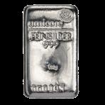 Zilver baar 500 gram Umicore