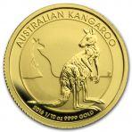 1/10 troy ounce gouden Kangaroo munt