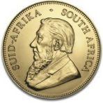 1/10 troy ounce gouden Krugerrand
