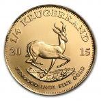 1/4 troy ounce gouden Krugerrand