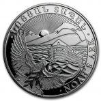 1 Troy ounce zilveren munt Noah's Ark 2015
