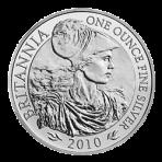 1 troy ounce zilveren Britannia munt