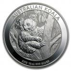 10 Troy ounce zilveren Koala munt 2013