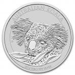 1 Kilo zilveren Koala munt 2014