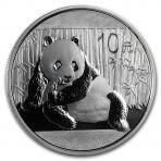 1 Troy ounce zilveren Panda munten