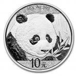 30 Gram zilveren Panda munten