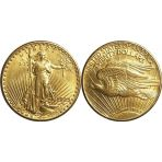 Gouden munt Double Eagle $20 St. Gaudens