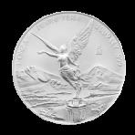 Zilveren Mexican Libertad munt
