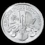 1 troy ounce zilver Philharmoniker munt