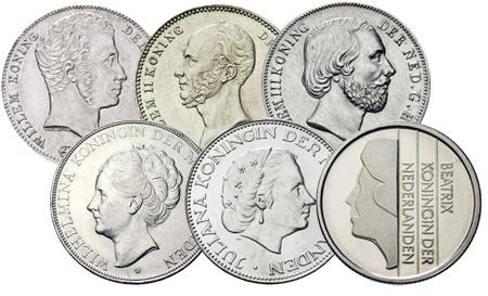 Nederlands muntgeld verkopen